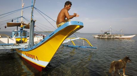 Philippines 'ne' chuyen bai can Scarborough de ban chuoi, thom sang Trung Quoc - Anh 1