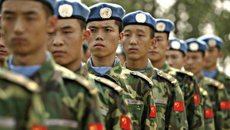 Trung Quoc phu nhan cao buoc binh linh nuoc nay bo chay o Nam Sudan - Anh 1