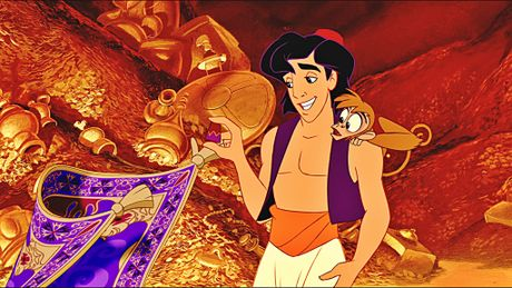 Disney don suc cho 'Aladdin' phien ban nguoi that - Anh 1