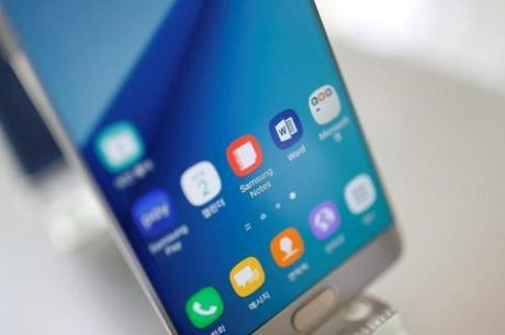 Samsung quyet dinh dung ban Note 7 tren toan cau - Anh 1