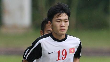 Xuan Truong se co mat trong tran tiep Indonesia - Anh 1