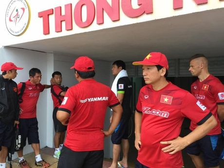 Chuoi ngay mua khong chieu long doi tuyen Viet Nam - Anh 1