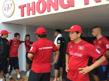 Chuoi ngay mua khong chieu long doi tuyen Viet Nam - Anh 2