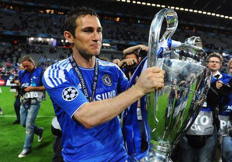 Lampard muon tro thanh huan luyen vien cua Chelsea - Anh 1