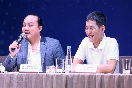 Uyen Linh nan ni duoc hat cung danh ca Tuan Ngoc - Anh 6
