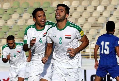 Thai Lan thua dam Iraq tai vong loai World Cup - Anh 1