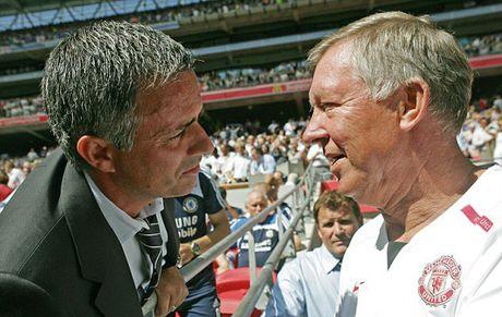 Chuyen chua ke ve lan 'ket hon' hut giua Mourinho va MU - Anh 1