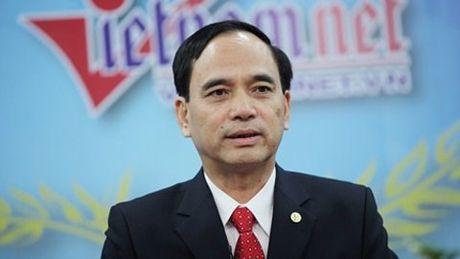 Bo Y te len tieng vu can bo 'hau dong' - Anh 1