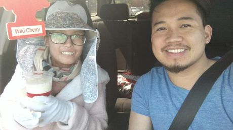 Hanh trinh chien dau voi can benh Lupus khi dang mang thai dang kham phuc cua me Viet - Anh 2