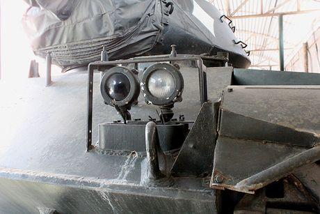 Xe tang M41 do bo doi ta lai ban chay 7 xe thiet giap M113 cua dich - Anh 3