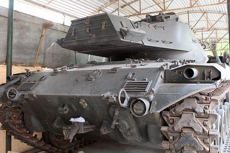 Xe tang M41 do bo doi ta lai ban chay 7 xe thiet giap M113 cua dich - Anh 7