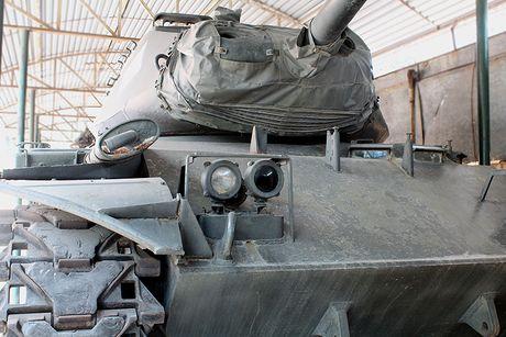 Xe tang M41 do bo doi ta lai ban chay 7 xe thiet giap M113 cua dich - Anh 8