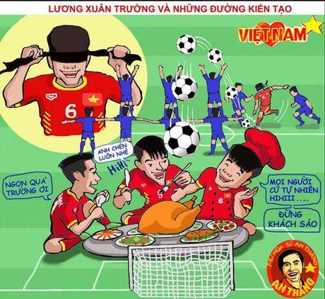 Biem hoa 24h: Sieu pham cua Xuan Truong, Tuan Anh khien doi thu om han - Anh 3