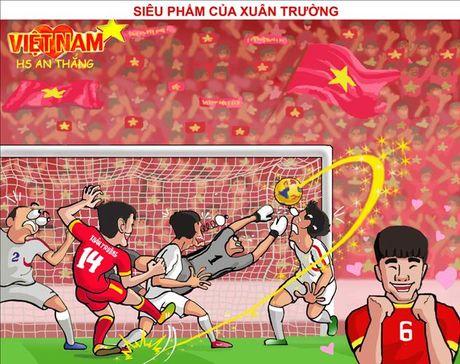 Biem hoa 24h: Sieu pham cua Xuan Truong, Tuan Anh khien doi thu om han - Anh 4