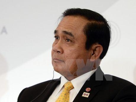 Thu tuong Thai Lan huy cong tac, bay khan cap ve thu do Bangkok - Anh 1