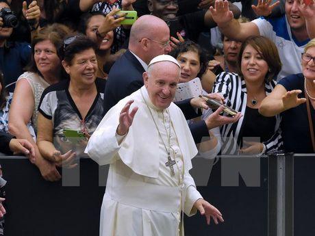 Giao hoang Francis keu goi mot lenh ngung ban moi tai Syria - Anh 1