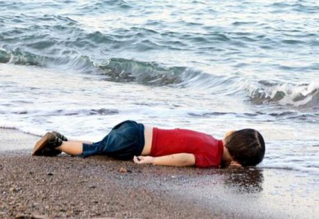 Cuoc chien Syria: Them am anh ve noi dau tre nho - Anh 2