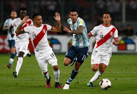 Clip Aguero hong penalty, Argentina thua soc Paraguay - Anh 1