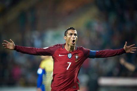 Duoc roi Ronaldo, ve lai Real Madrid thoi - Anh 1