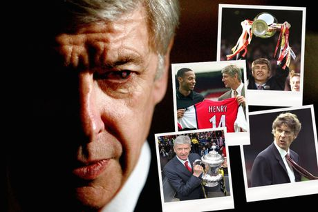 Wenger tiet lo di san de lai Arsenal - Anh 1