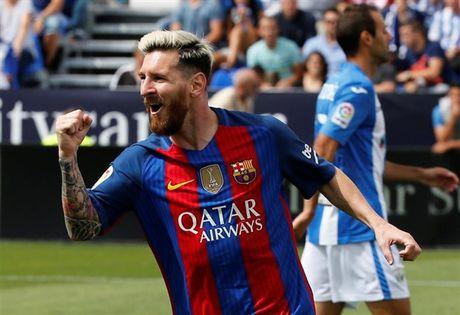 Argentina vua da xong, Barcelona thong bao Messi sap tro lai - Anh 1