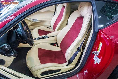 Sieu xe Ferrari F12 ban do Dubai gia 22 ty tai Sai Gon - Anh 6
