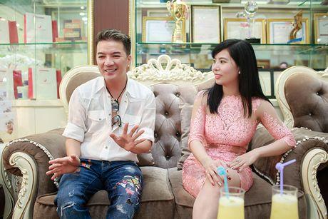 Dam Vinh Hung cham soc dung nhan truoc liveshow 12 ty - Anh 6