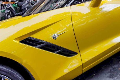 Sieu xe Chevrolet Corvette C7 Stingray gia 5 ty tai VN - Anh 10