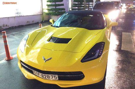 Sieu xe Chevrolet Corvette C7 Stingray gia 5 ty tai VN - Anh 2