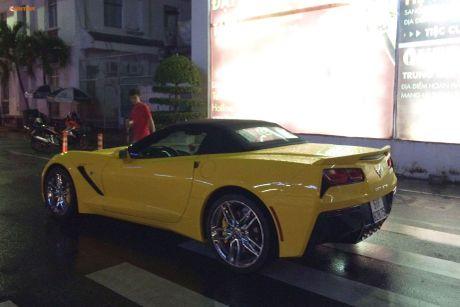 Sieu xe Chevrolet Corvette C7 Stingray gia 5 ty tai VN - Anh 4