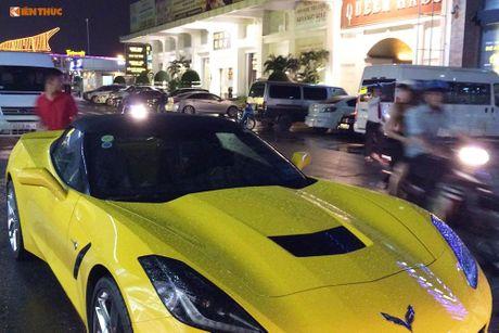 Sieu xe Chevrolet Corvette C7 Stingray gia 5 ty tai VN - Anh 7