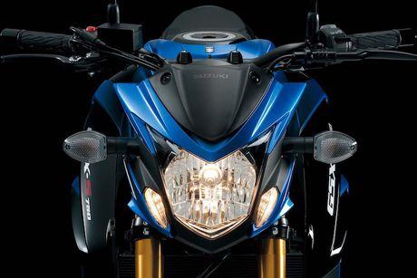 Suzuki ra mat moto GSX-S750 'dau' voi Kawasaki Z800 - Anh 3