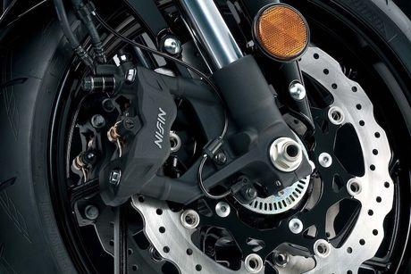 Suzuki ra mat moto GSX-S750 'dau' voi Kawasaki Z800 - Anh 4