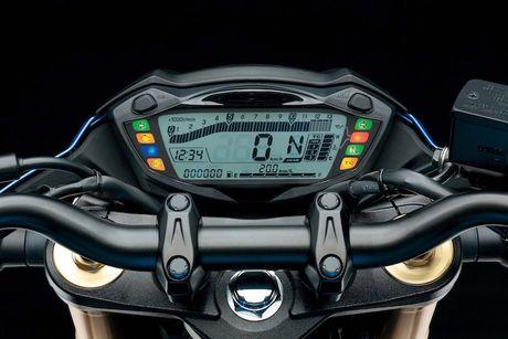 Suzuki ra mat moto GSX-S750 'dau' voi Kawasaki Z800 - Anh 5