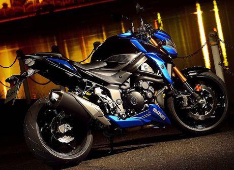 Suzuki ra mat moto GSX-S750 'dau' voi Kawasaki Z800 - Anh 9