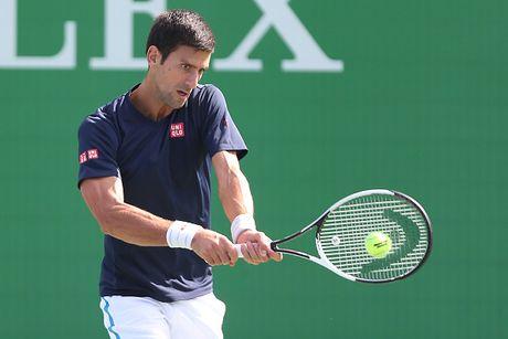 Djokovic tai xuat bang chien thang nhe nhang - Anh 1
