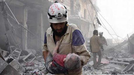 Nga tai khong kich nham vao Aleppo - Anh 1
