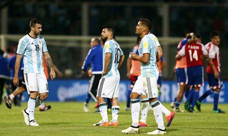 Argentina thua dau, Brazil vuot len dan dau o Nam My - Anh 2