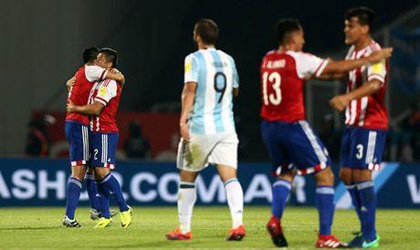 Argentina thua dau, Brazil vuot len dan dau o Nam My - Anh 6