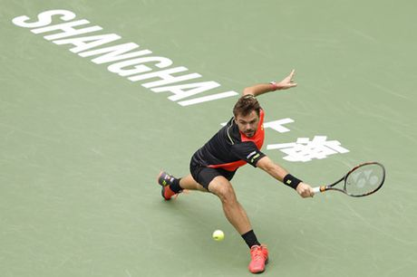 Nadal bat ngo bi loai trong tran ra quan tai giai Thuong Hai Masters - Anh 3