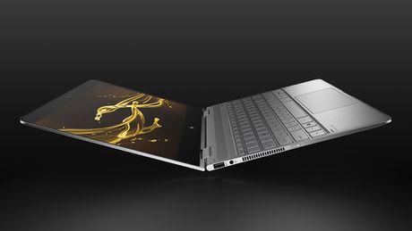 HP nang cap Spectre x360: CPU Kaby Lake, may mong va nhe hon, pin lau hon (15 tieng), gia 1.050 USD - Anh 2
