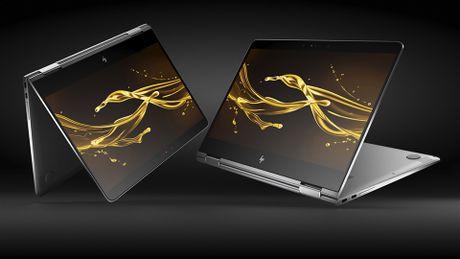 HP nang cap Spectre x360: CPU Kaby Lake, may mong va nhe hon, pin lau hon (15 tieng), gia 1.050 USD - Anh 3