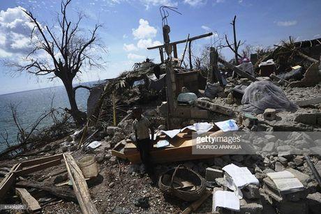WHO chuyen 1 trieu lieu vaccine chong benh ta toi Haiti - Anh 3