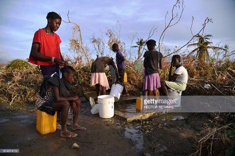 WHO chuyen 1 trieu lieu vaccine chong benh ta toi Haiti - Anh 7