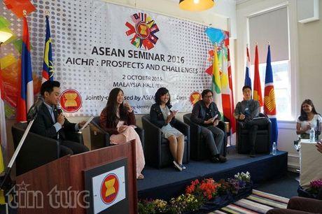Tang cuong ket noi sinh vien cac nuoc ASEAN o Tay Australia - Anh 1