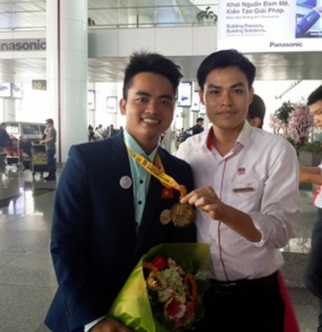 """Thiet black"" - chang trai ""vang"" cua ASEAN - Anh 1"