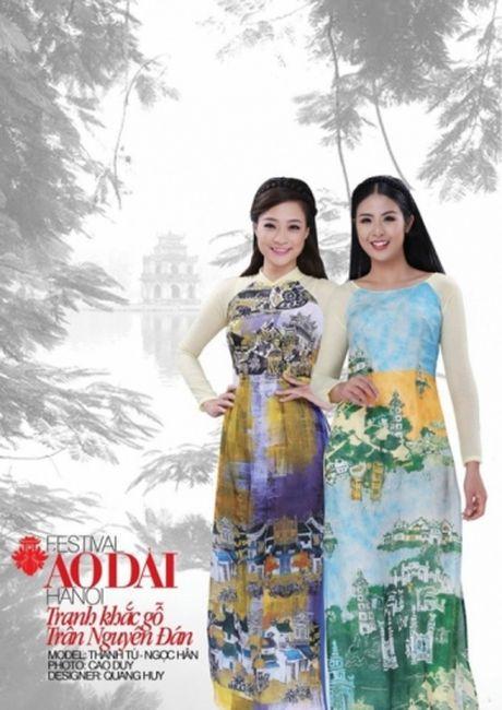Lich trinh hoat dong cu the cua chuong trinh Festival Ao Dai Ha Noi 2016 - Anh 3