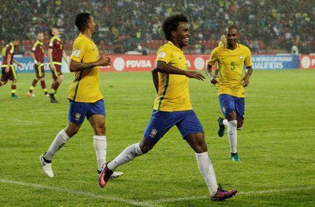 Thang de Venezuela, Brazil dan dau Nam My - Anh 3
