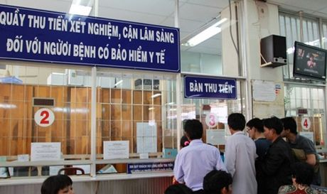 Nam 2016: Du kien chi phi kham chua benh do gia tang 15% - Anh 1