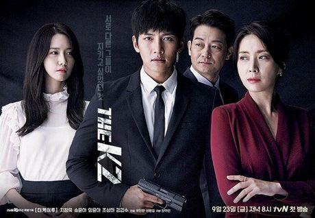 'Ngat' voi man khoe body cua ji Chang Wook trong drama 'The K2' - Anh 2